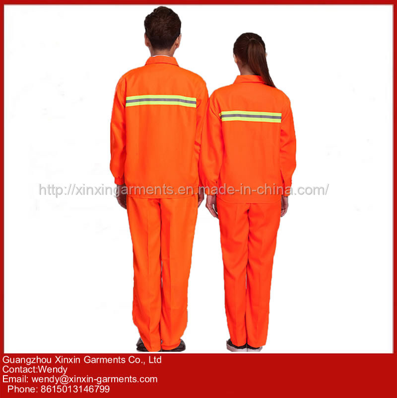 b7727234af Custom Full Protective Orange Coverall Long Sleeve Uniform Suit Workwear  (W369)