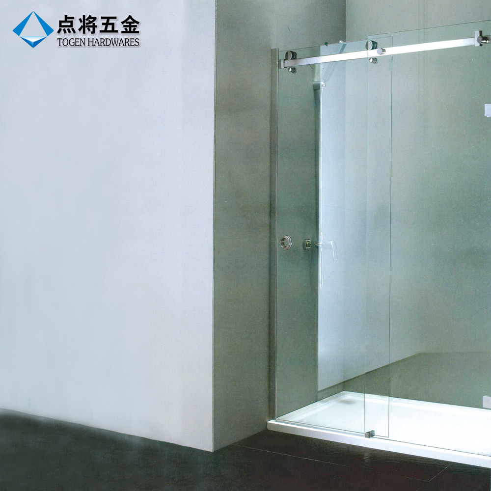 China Frameless Stainless Steel Shower Cabin Accessories for Safety ...