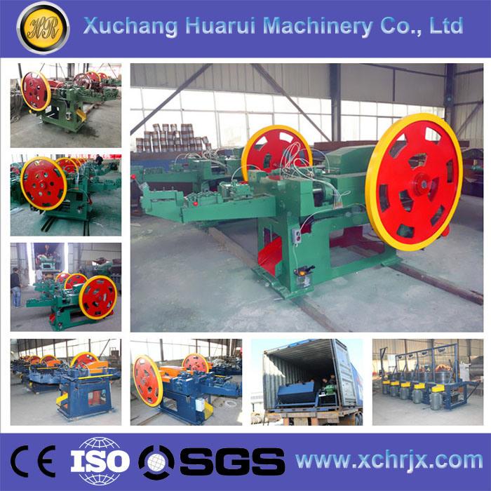 China Automatic Nail Making Machine to Make Nails/Wire Steel Iron ...