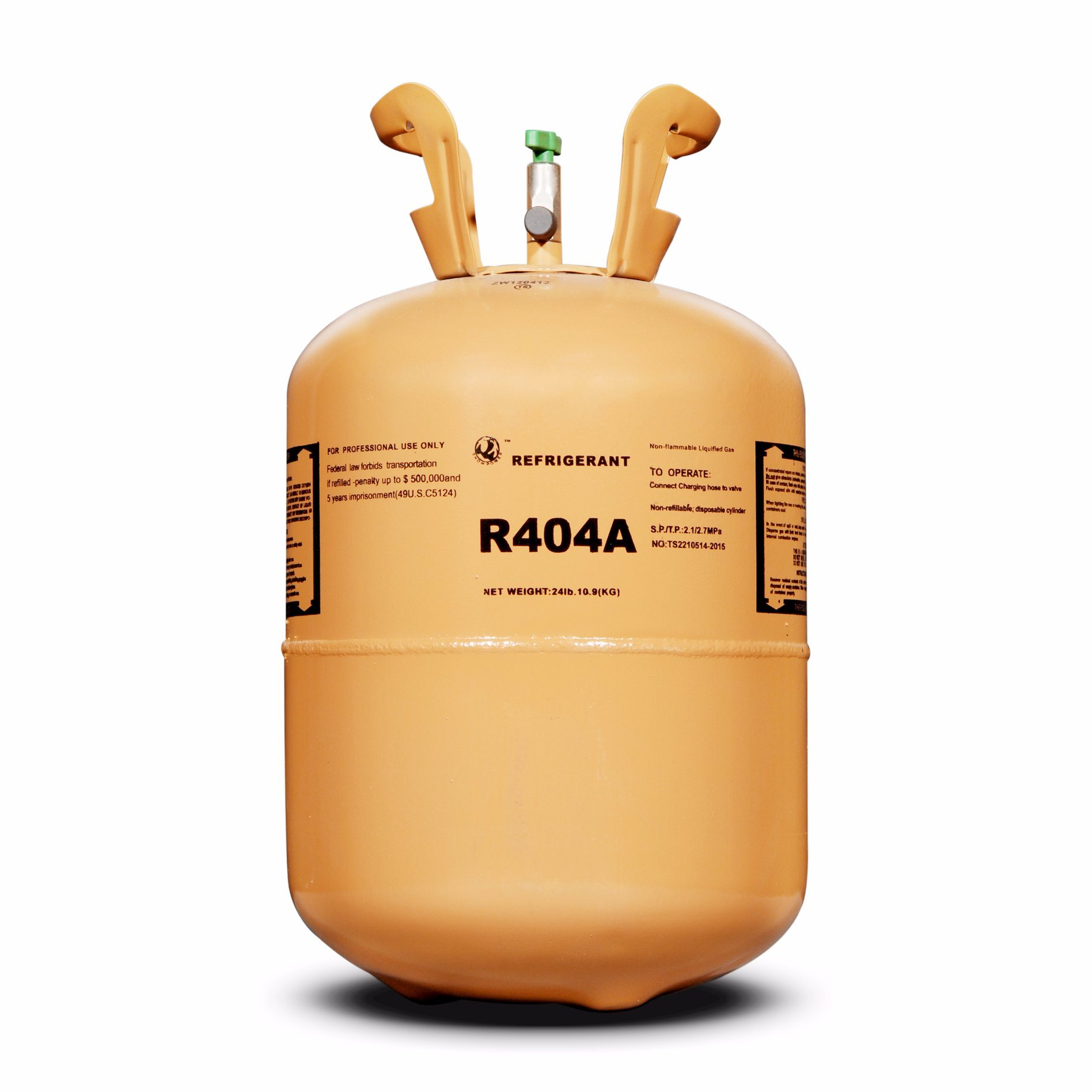 [Hot Item] R-404A Refrigerant Gas with DOT Approved