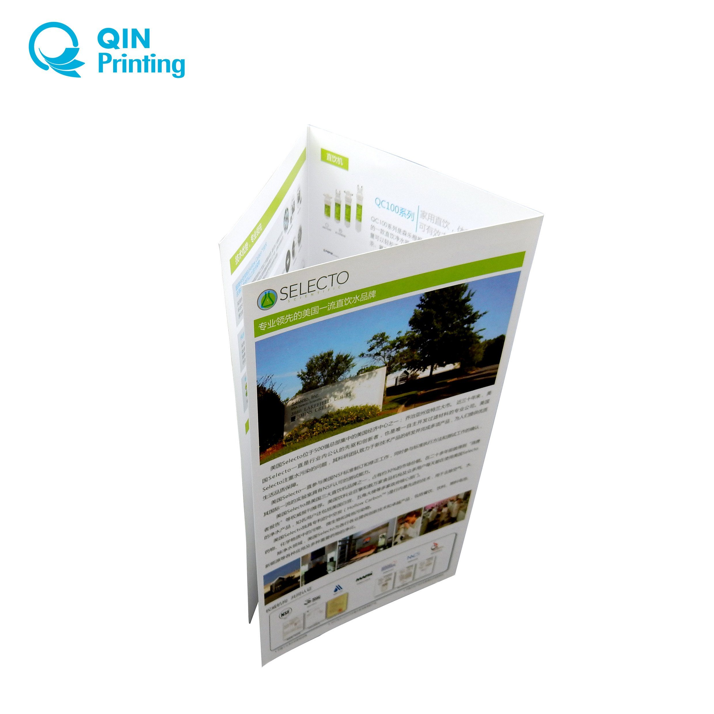 [Hot Item] Art Paper A5 Cheap Leaflet Printing