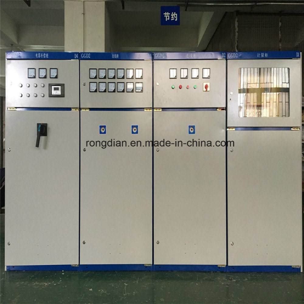 China Ggd Model Series Fixed Separated Type Indoor Low Voltage ...