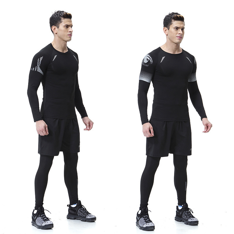 a8360926d1b98 China Wholesale Men′s Active Wear Compression Athleisure Gym Workout  Clothing Sportswear - China Sportwear, Sportswear
