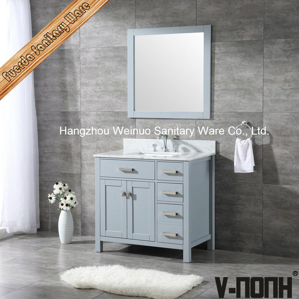 Whole Solid Wood Bathroom Vanity