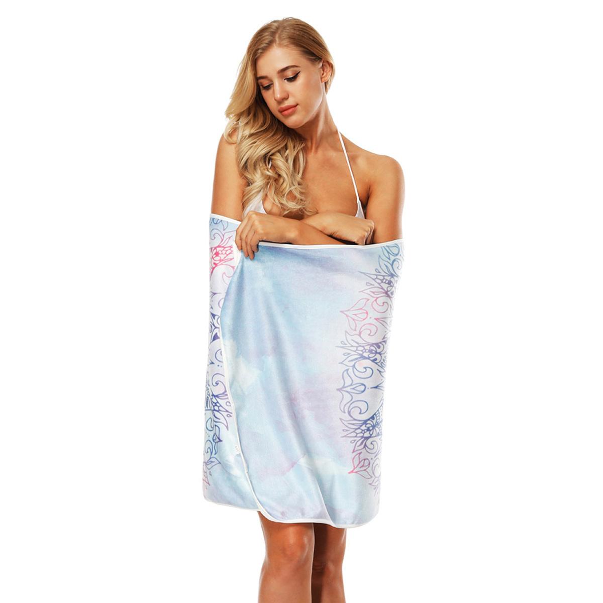 Beach bikini towel very pity