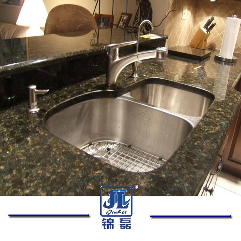 Merveilleux China Green, Yellow, Gold Ubatuba Granite Kitchentops/Countertops For  Bathroom Or Vanity Tops   China Kitchen Countertop, Counters