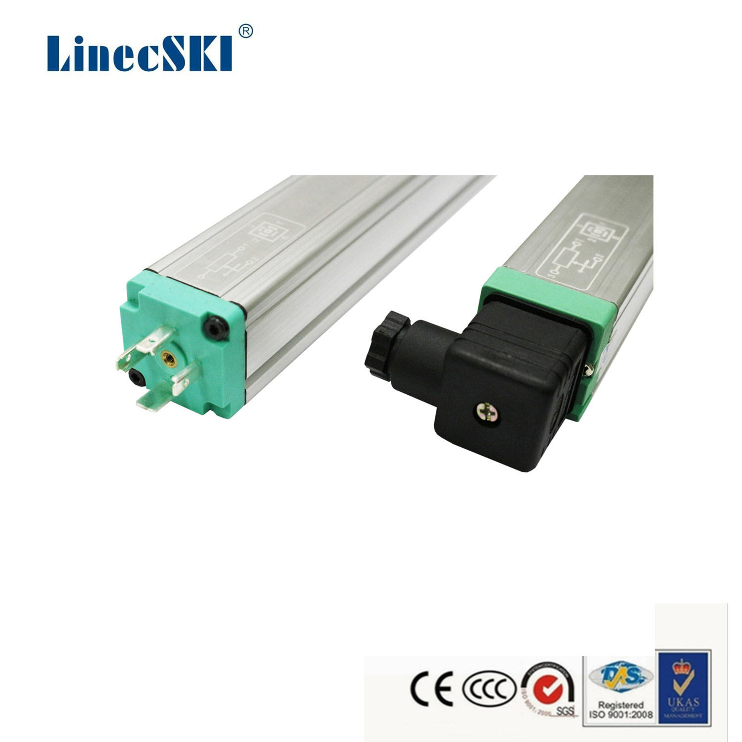 China Factory Supply Magnetic Position Sensor Potentiometer for