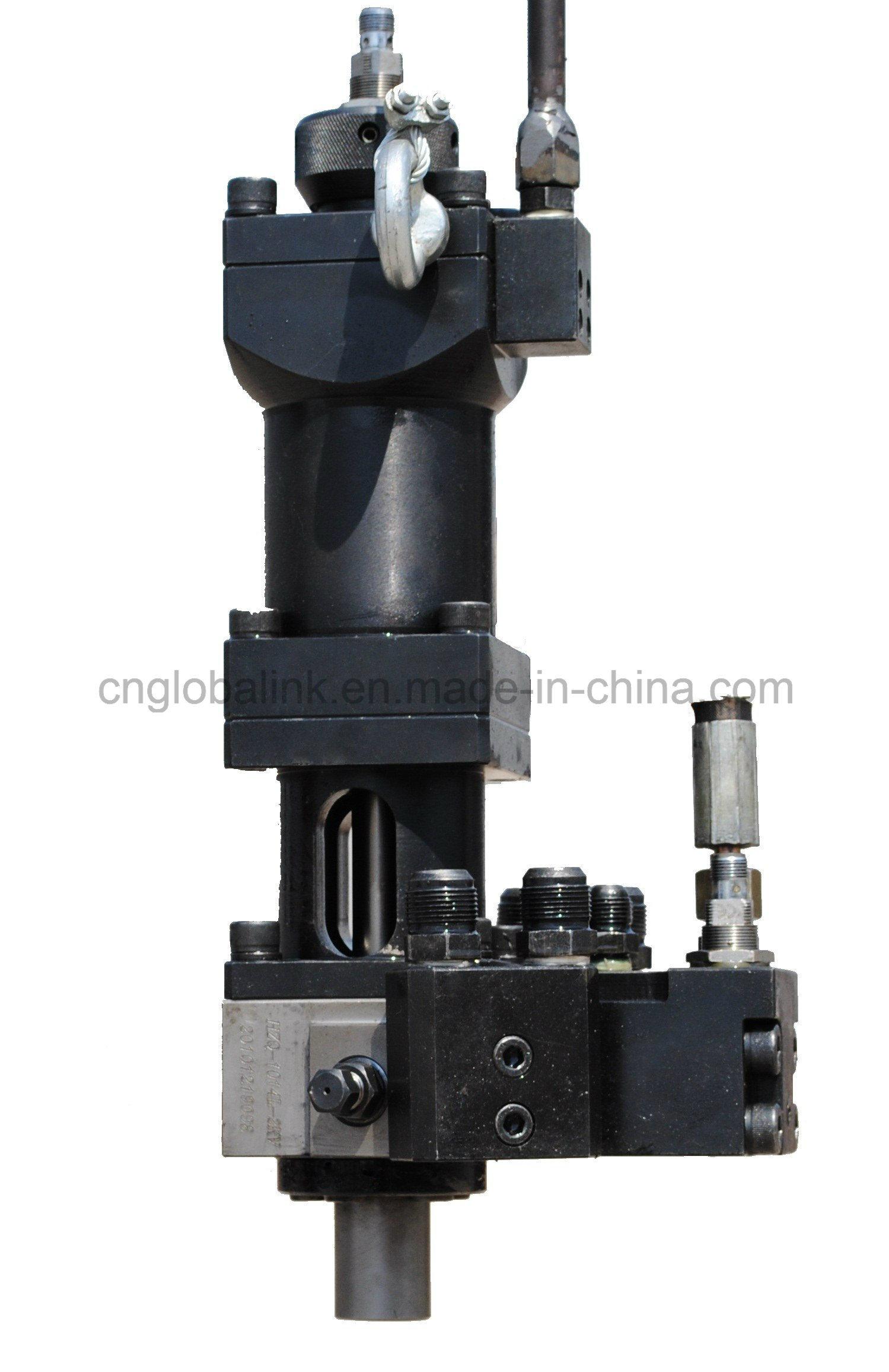 China High Pressure Polyurethane Mix Head, 2 Components, L
