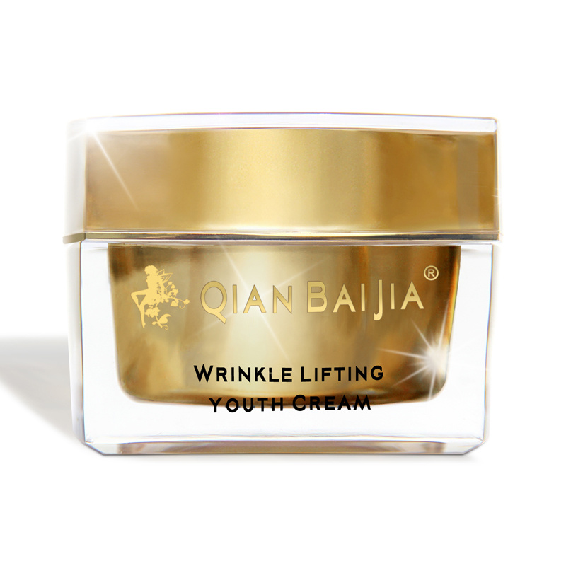 Cosmetic High Quality QBEKA Wrinkle Lifting Youth Cream Anti Wrinkle Cream for Beauty