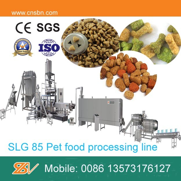 Continuous Automatic Pet Food Production Line pictures & photos