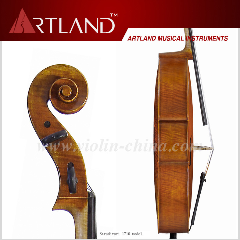 Stradivari 1710 Model Cello Solo Cello High Grade Antique Model Cello pictures & photos