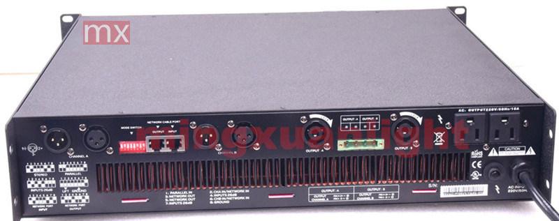 [Hot Item] Itech Series Power AMP Digital DJ Professional Power Amplifier