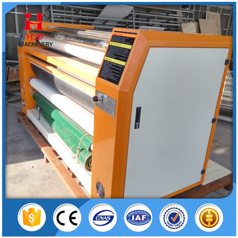 Digital Sublimation T-Shirt Roller Heat Transfer Printing Machine pictures & photos