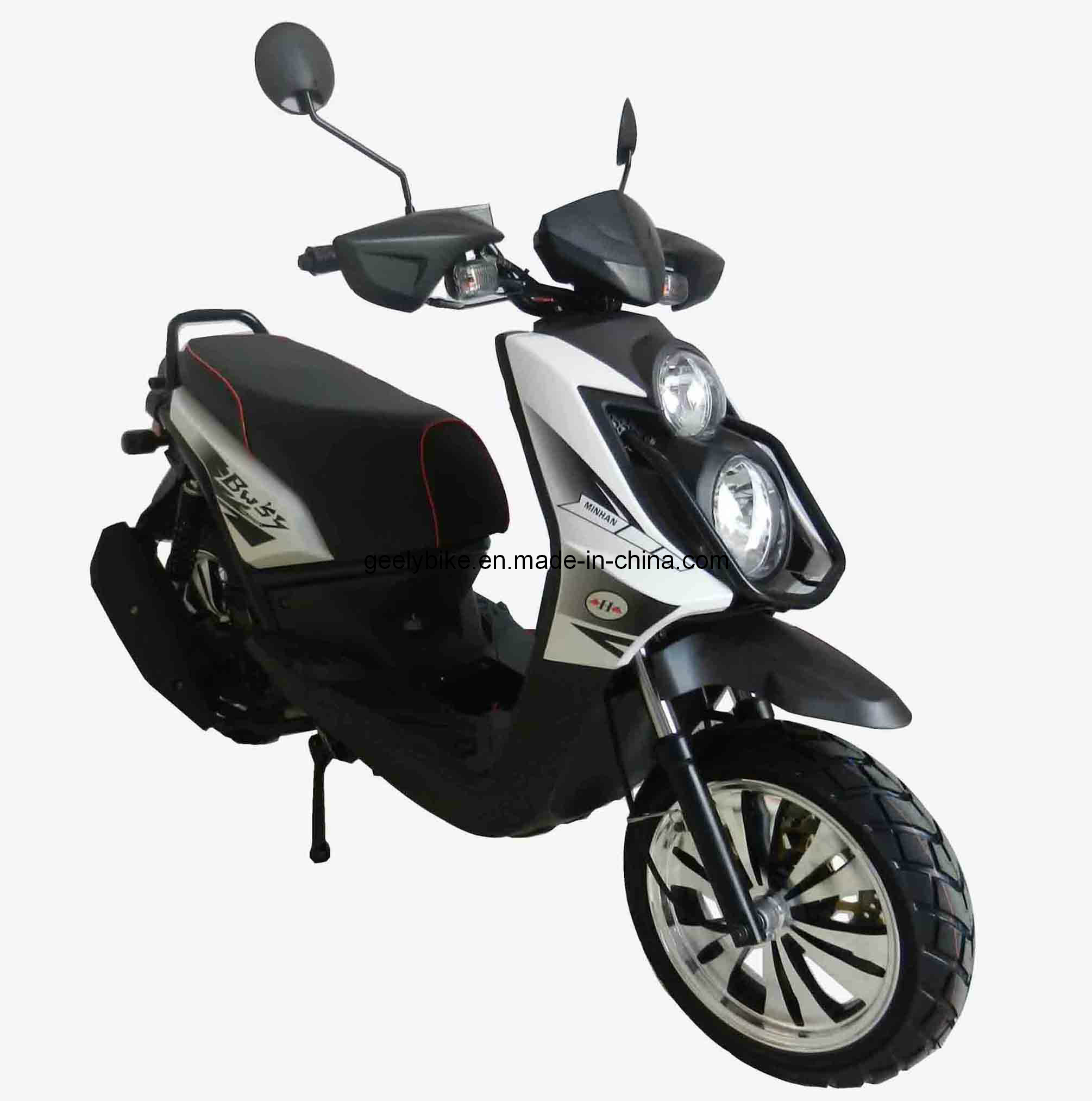 Bws Type Big-Wheel Scooter Jl150t-50b
