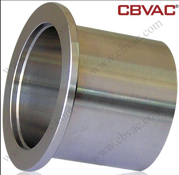 Kf Weld Flange for Vacuum Valves