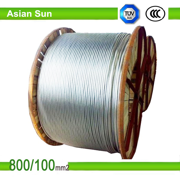 AAAC All Aluminium Alloy Conductor for Overhead Transmission Power Lines