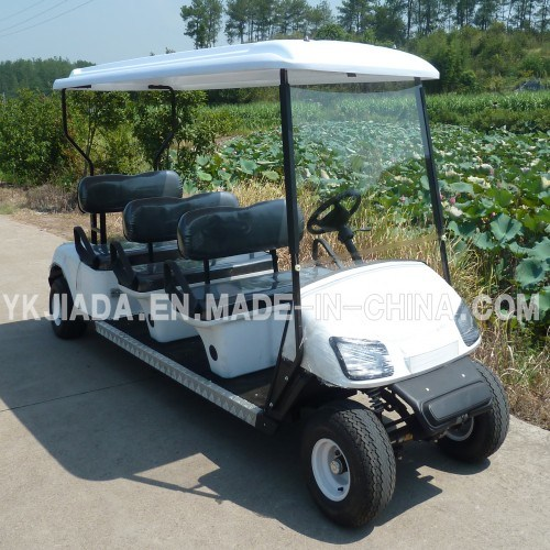 CE Approved 6 Seat Electric Power Mini Kart (JD-GE503A)