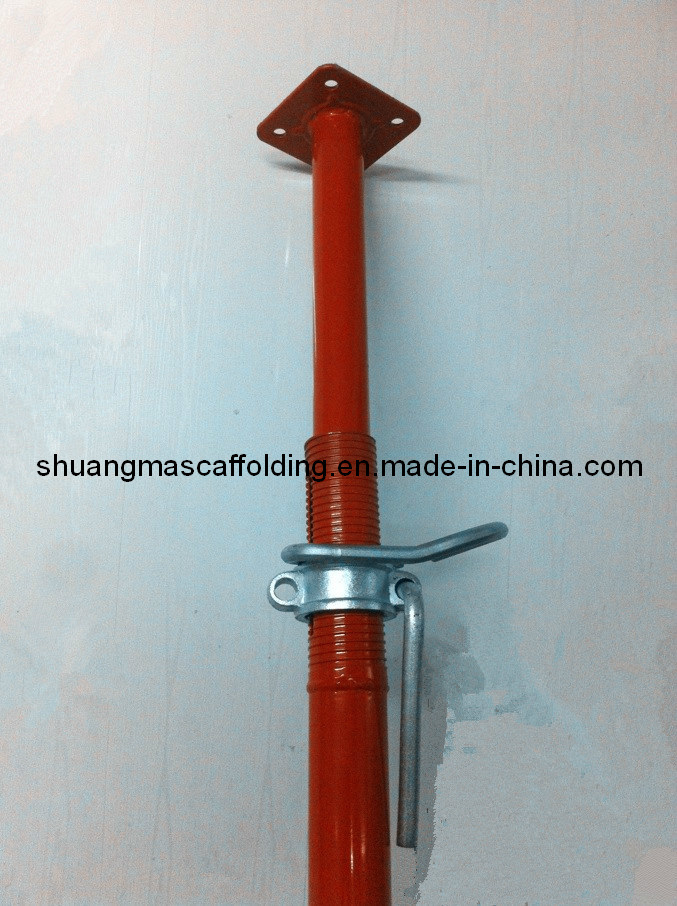 Construction Support Formwork Steel Scaffolding Props pictures & photos