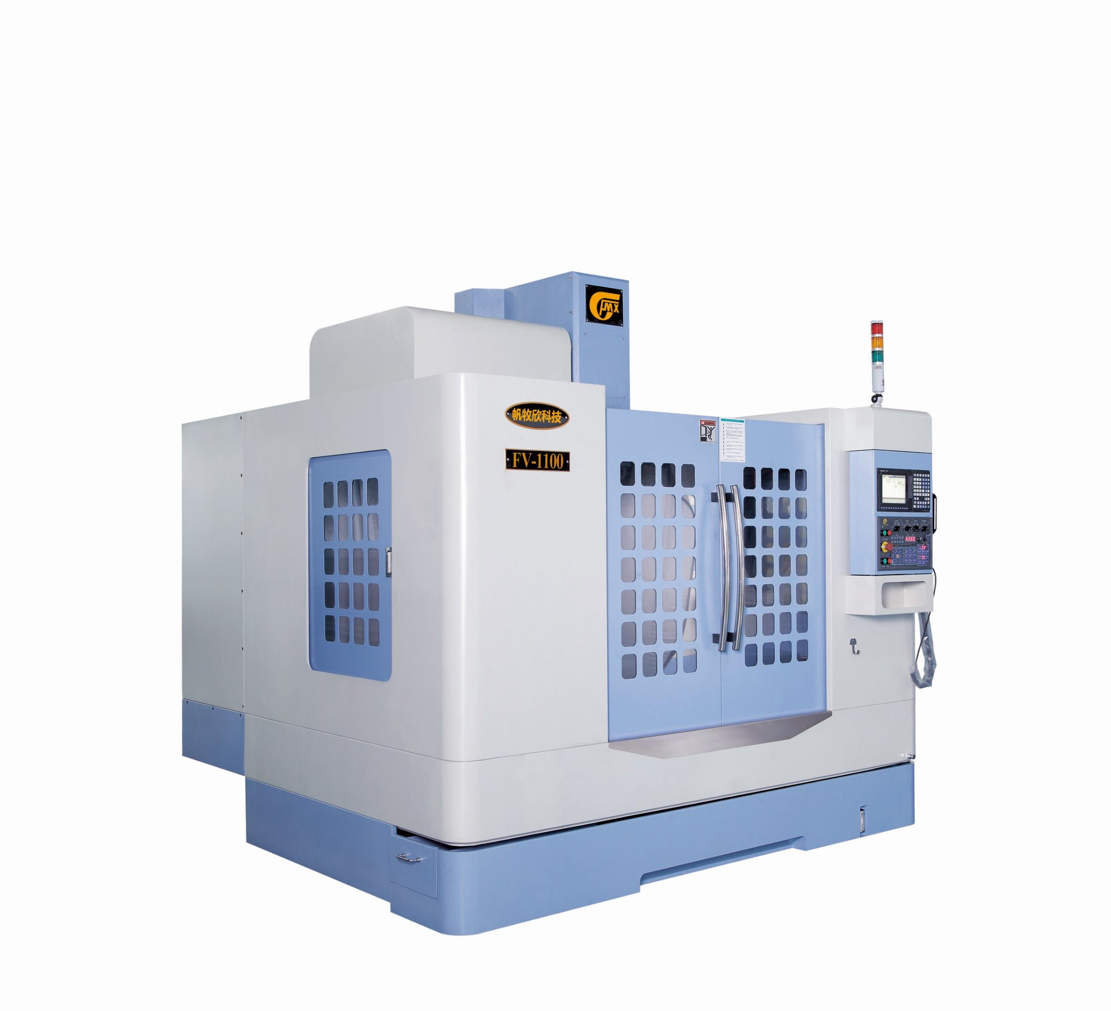 Popular in China CNC Vertical Milling Machine with Taiwan Technology (MV-1100)