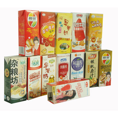 Aseptic Packaging Materials