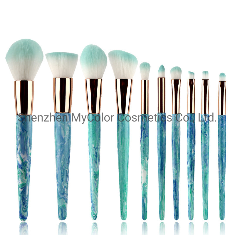 China Customized Makeup Brush Set 8pcs