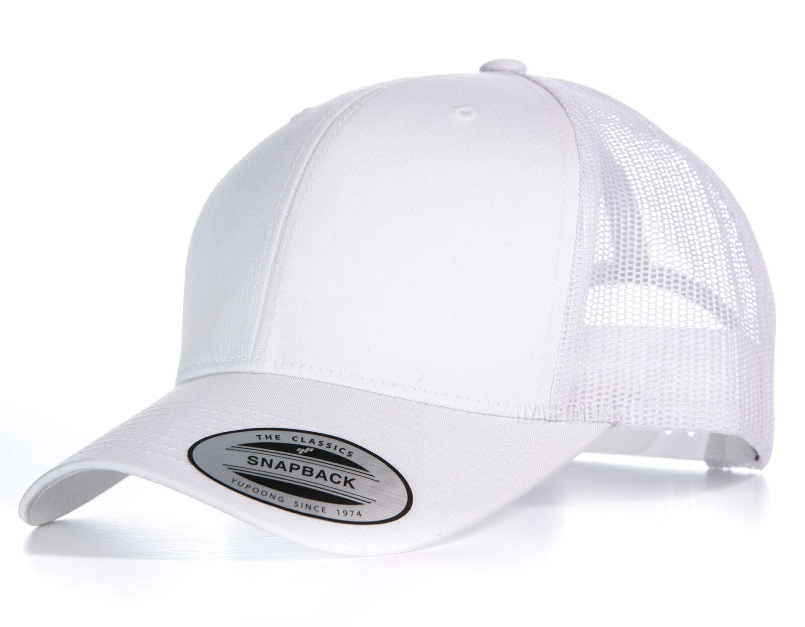 869b2d250 [Hot Item] Mesh Snapback Cap Plain Trucker Cap Hats