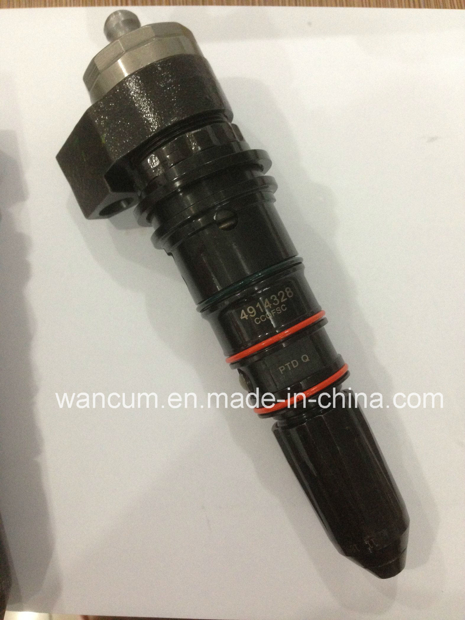 [Hot Item] Diesel Engine Parts N14 Injector 4914328