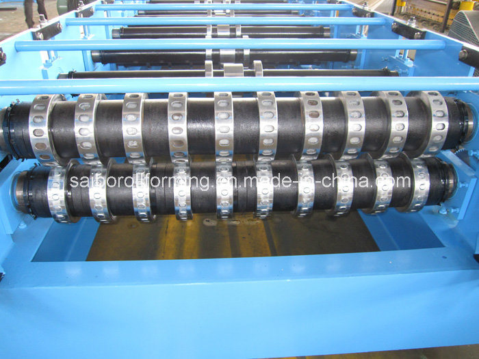 Flooring Decking Roll Forming Machine pictures & photos