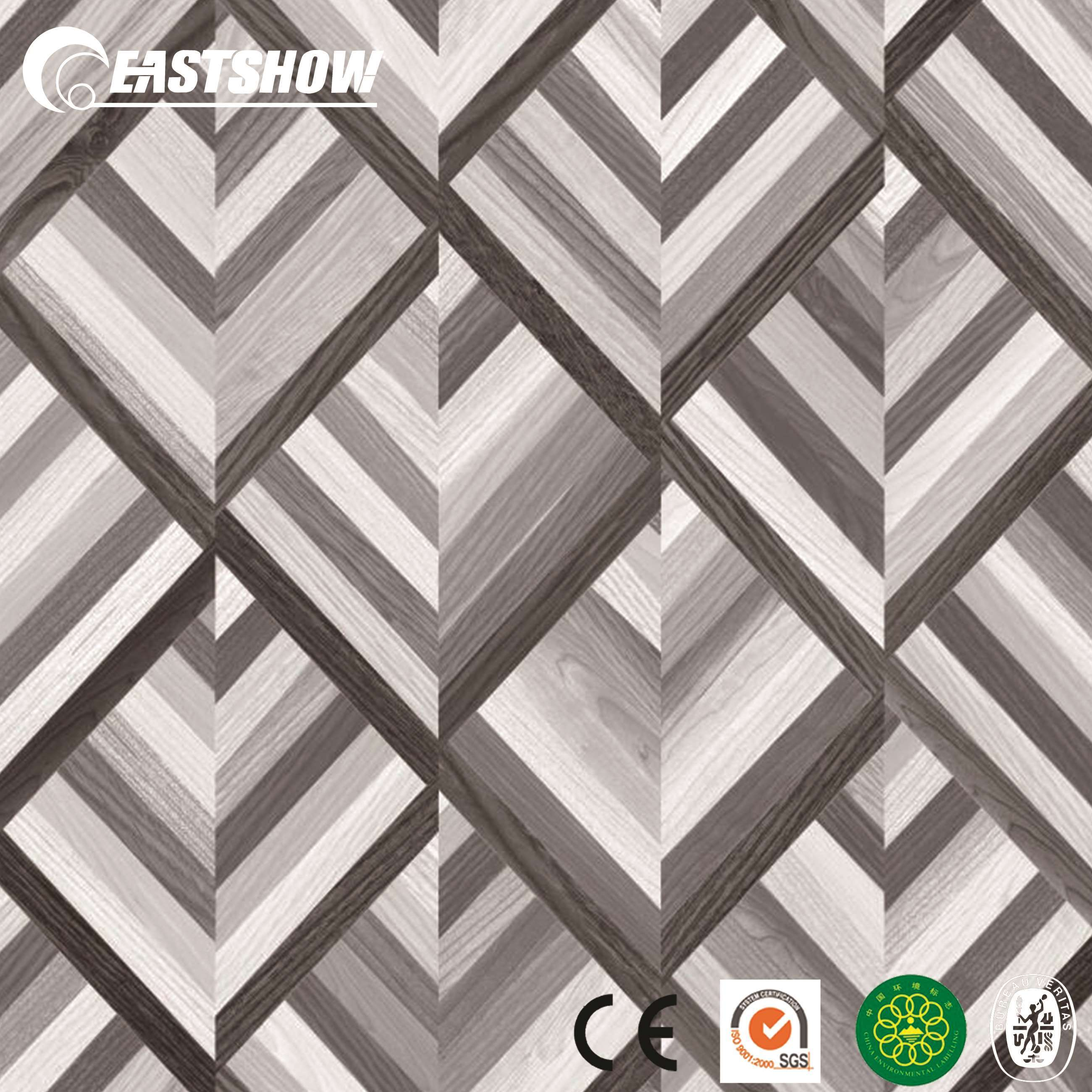 China New Wallpaper With 3D Effect Pattern For Home S