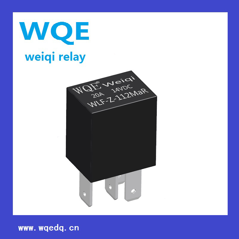 Miniature Relay 20A 14VDC Use for Automation Systems Auto Parts (WLF)