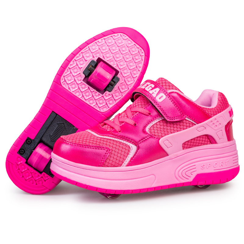 China New Model Roller Shoes Skate Retractable For Boys Girls Best