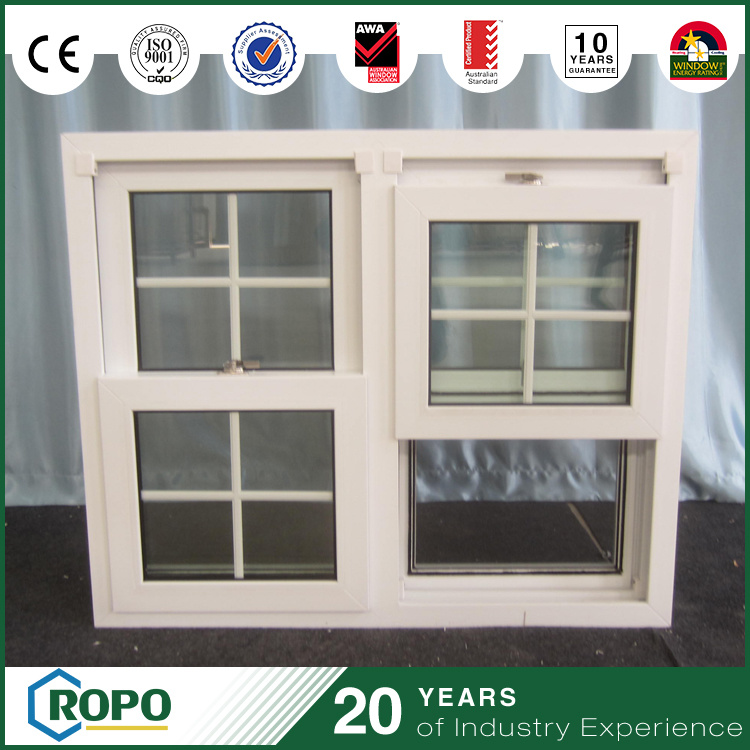 China Ventilated Double Hung Window Grill Design For House China