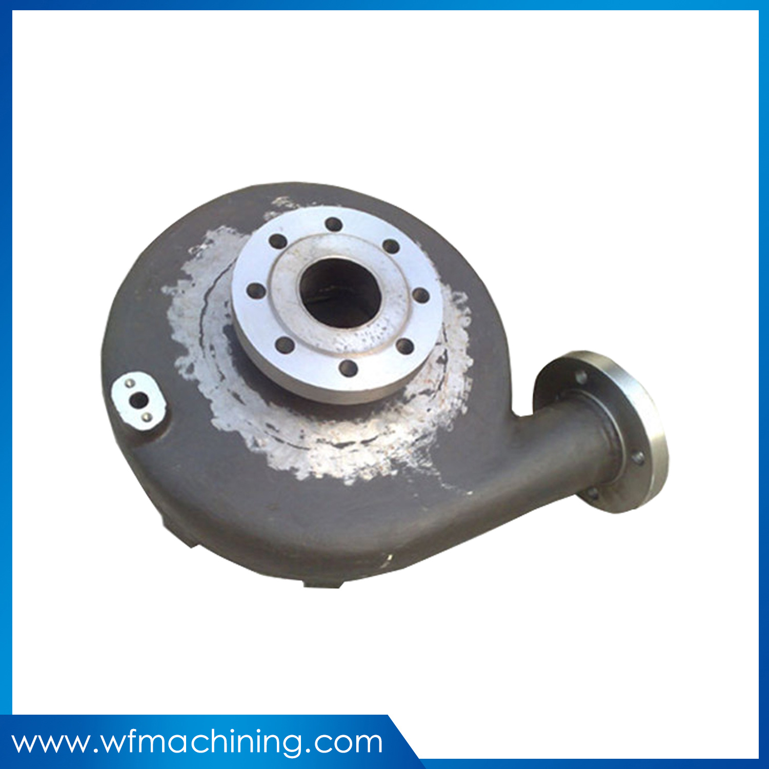 Precision Investment Casting/Lost Wax Casting Carbon Steel Valve Casting Parts for Control Valve Spool pictures & photos