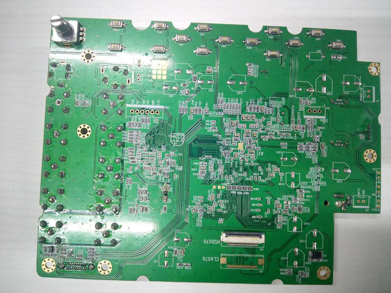Emergency Light Circuit Board Pcb Made In China Pcba Make Flexible Printing