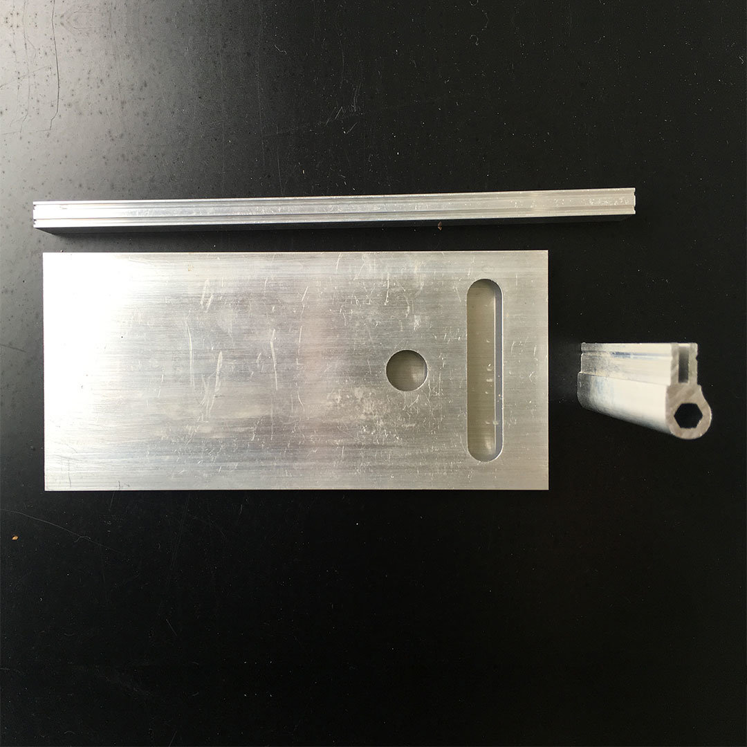 Aluminum Profile Extrusion for Table Light