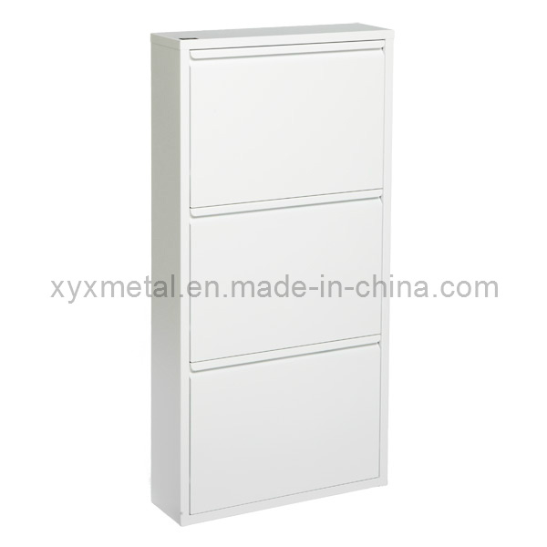 High Quality Metal Steel Shoes Storage Shoe Cabinet pictures & photos