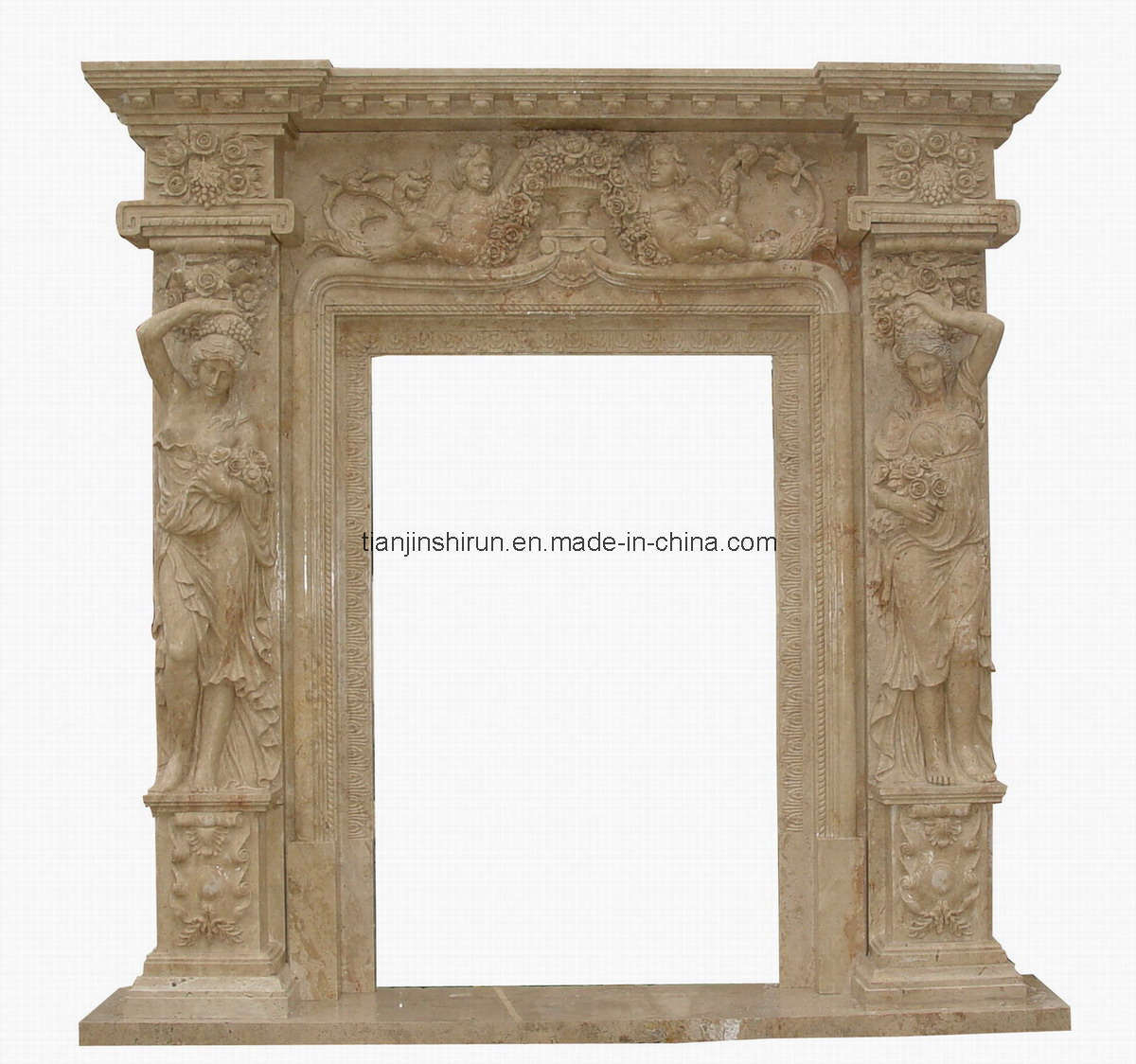 China Stone Door Surround (HY280) Photos & Pictures - Made-in-china.com