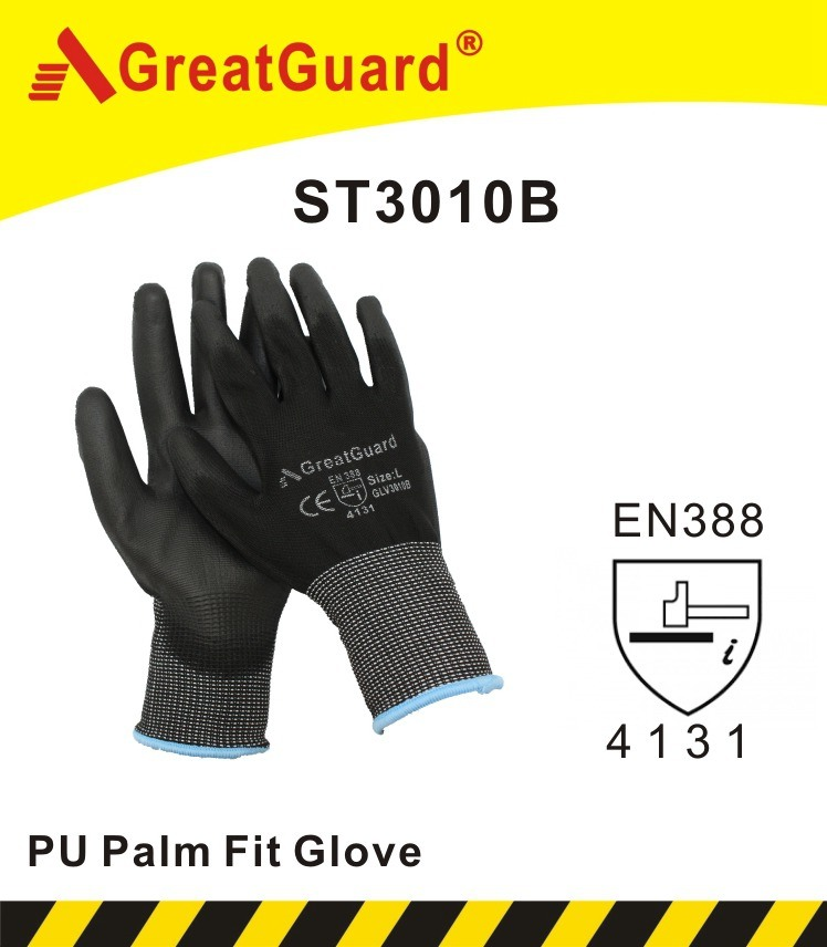 Premium Quality PU Gloves (CE Certificated)