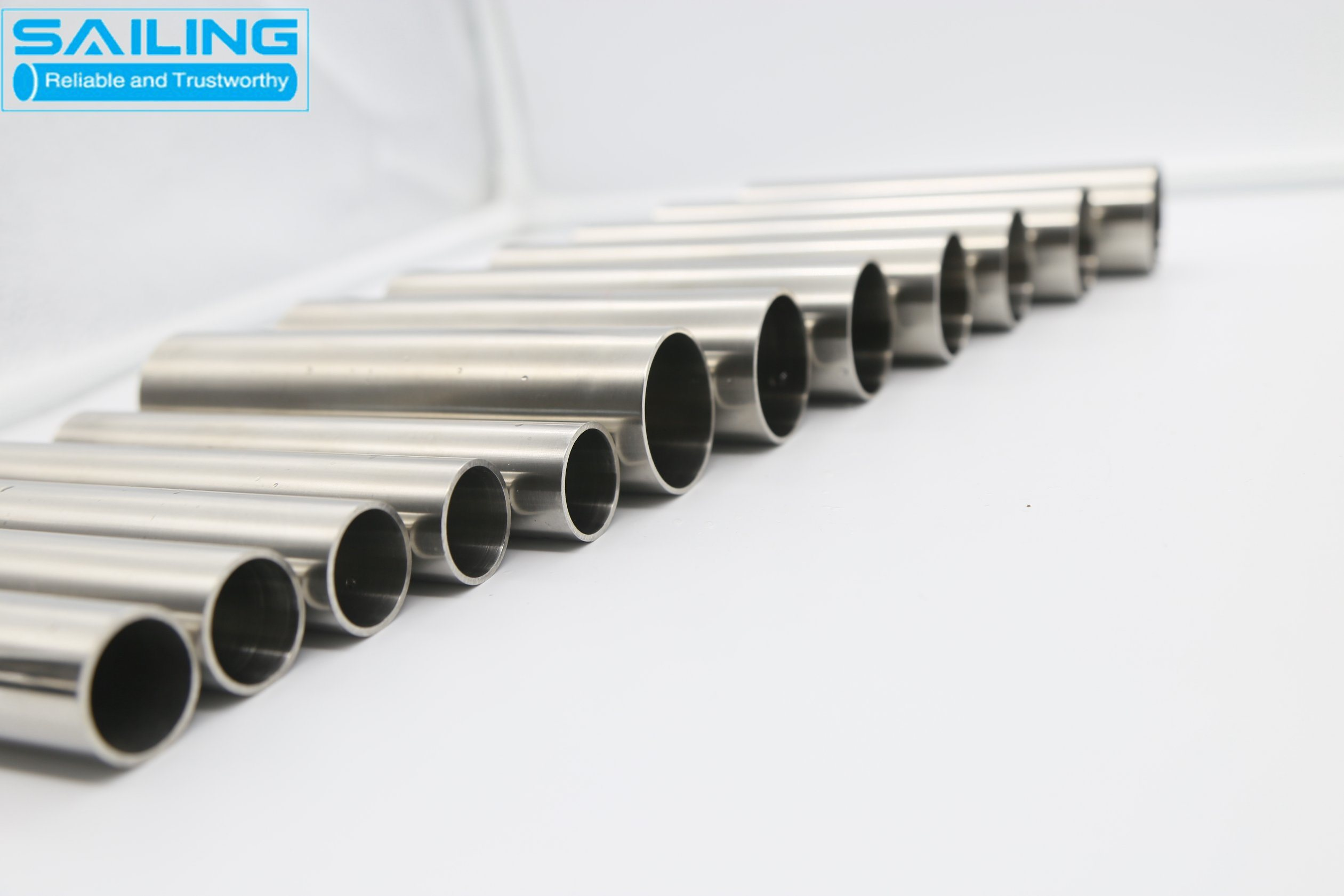 4Tube En Español [hot item] 316l mirror surface stainless steel seamless pipe 4tube china