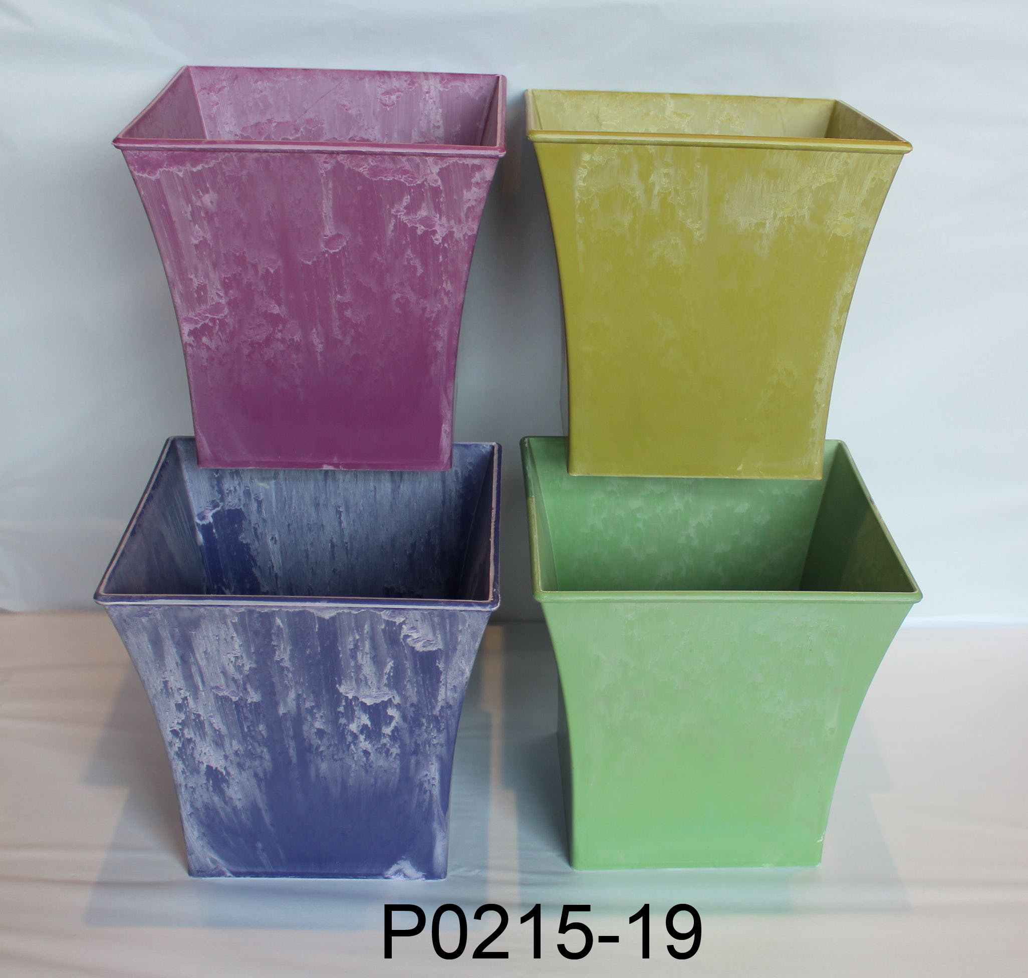 Square Therrming Body Color Plastic