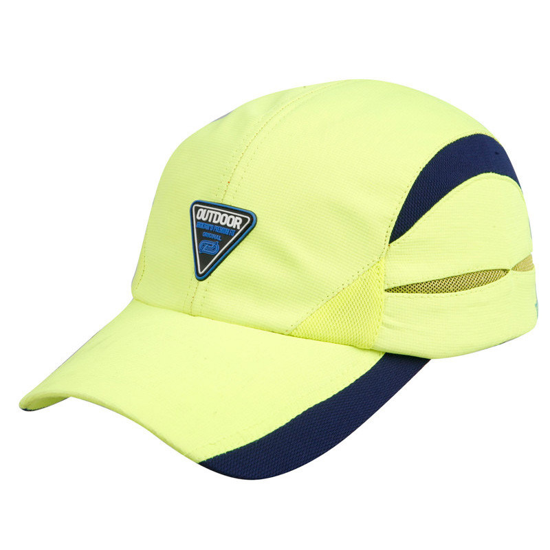 Promotional Baseball Golf Caps with Neon Color pictures & photos