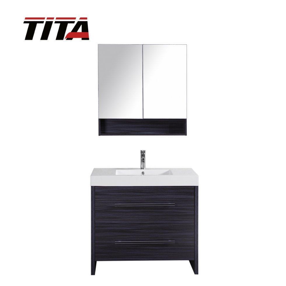 China Tita No Used Bathroom Vanity Craigslist Stainless Shelf Glass Bathroom Cabinet T5007r China Bathroom Cabinet Athroom Vanity