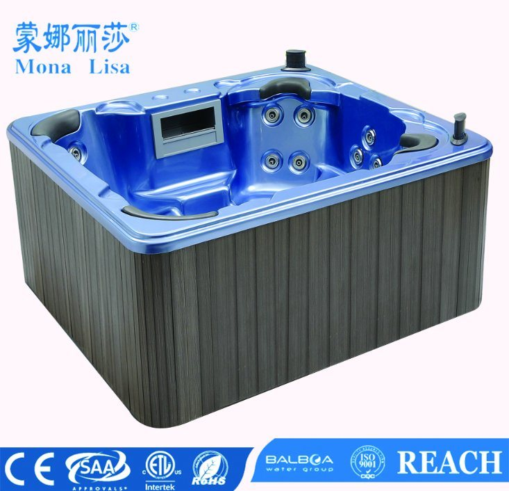 China USA Balboa System Acrylic Jacuzzi SPA (M-3324) - China 5 ...