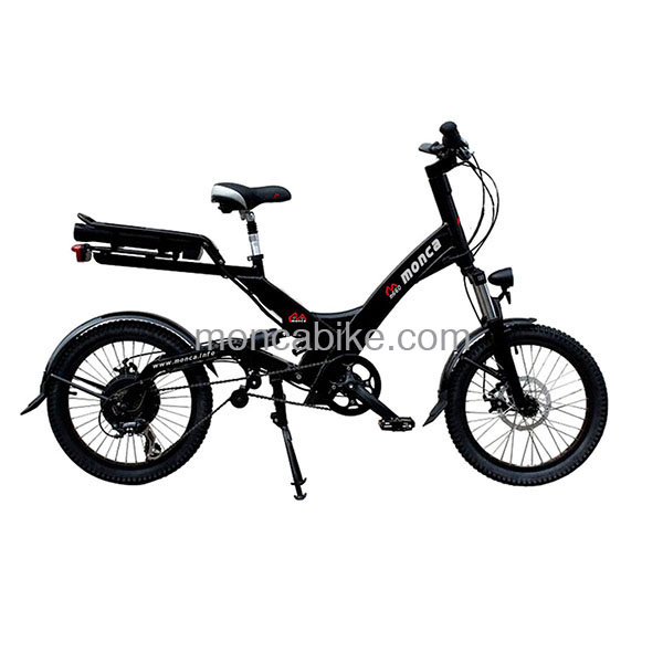 China Newest Design Electric Folding Bike E Bicycle Foldable Scooter
