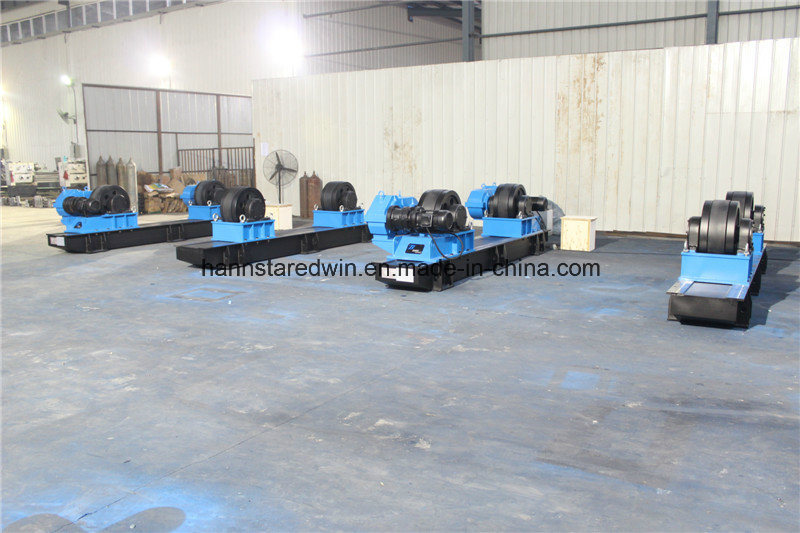 Welding Rotator Turing Roller Capacity 100t Ton pictures & photos