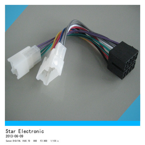 oem custom wire harness cable manufacturing and assembly