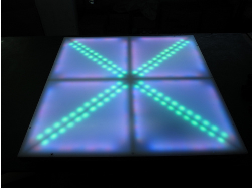 china led stage lighting rgb led dance floor for wedding party