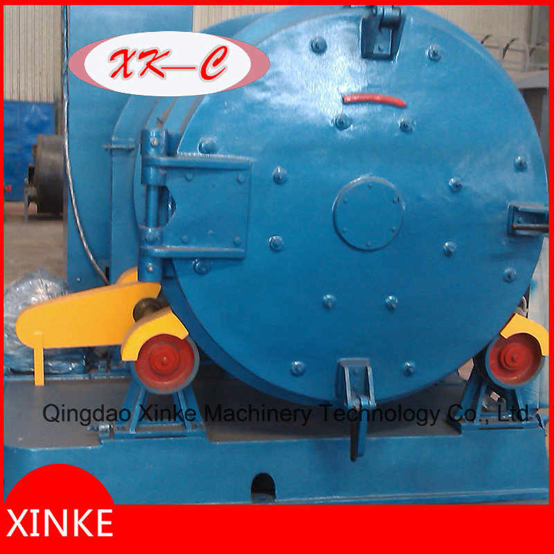 Rotary Barrel Wheel Type Shot Blasting Machine pictures & photos