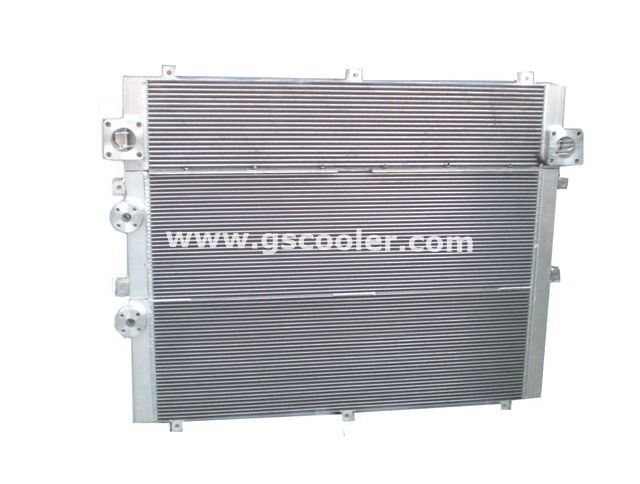 5.8m3/Min Combined Heat Exchanger for Air Compressor (AOC16)