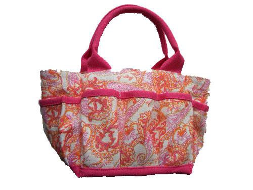 Fl Canvas Garden Tool Bag Ds080309, Canvas Garden Tool Bag